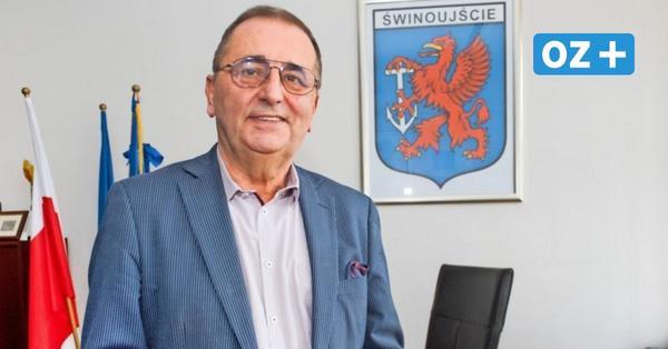 Swinemünde: Janusz Zmurkiewicz führt die Stadt durch die Corona-Krise