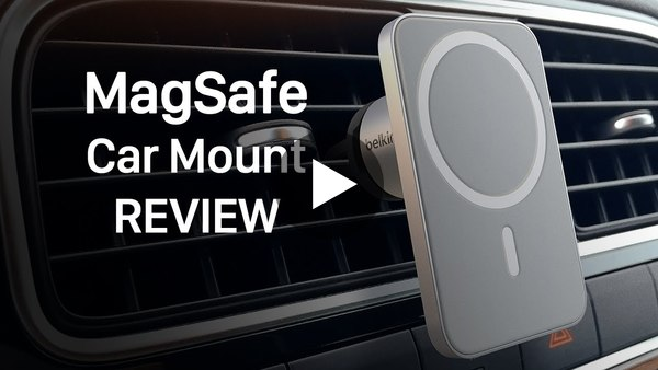 MagSafe Car Mount For iPhone 12 - Is It Strong Enough? (Yes)