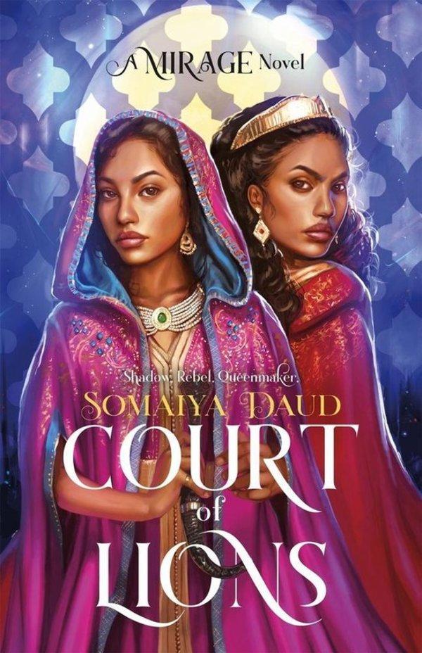 Court of Lions, Somaiya Daud