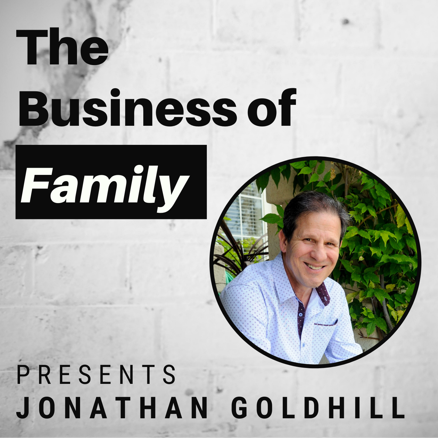 Jonathan is very candid about his experience of inheriting family wealth.