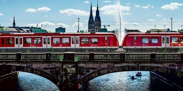Un tunnel pour les trains régionaux : Adieu Alster !