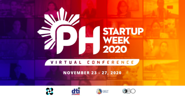 In case you missed it -- you can replay the content for Philippine Startup Week 2020!