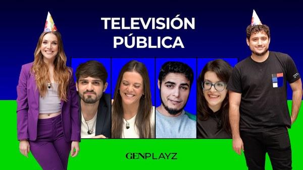 ¿Debe existir la televisión pública? | Gen Playz