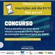 Criação do Nome e da Assinatura Visual do Centro Regional de Inovação dos municípios da AMFRI