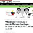 """""""Measuring the drug trafficking problem by cultivated hectares is a mistake"""" - Adam Isacson"""