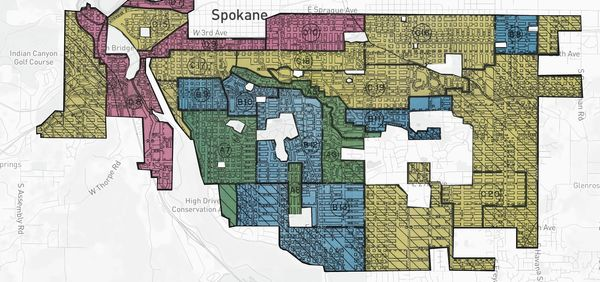 Racist redlining and other land use inequalities