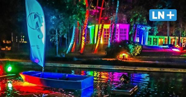 Ostholstein: Lichtinstallationen leuchten in der Adventszeit entlang der Ostsee