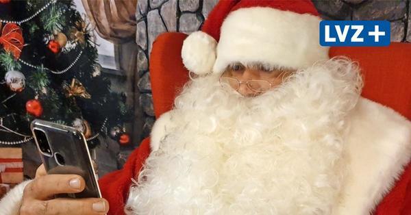 Bleiben Leipzigs Weihnachtsmänner dieses Jahr im Homeoffice?