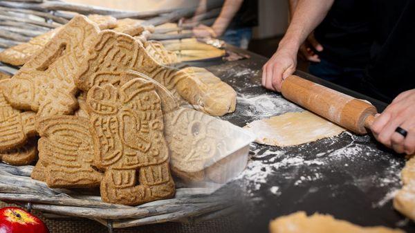 Doppelkekse: So macht man Spekulatius-Cookies selbst