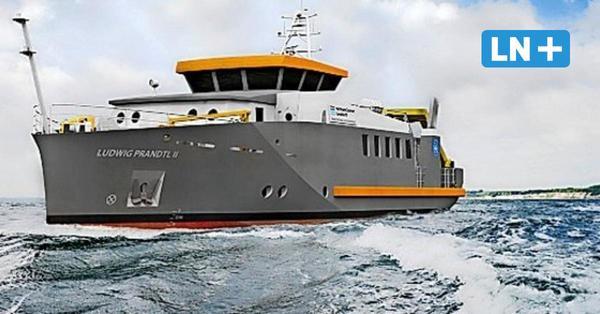 Leuchtturm-Projekt: Geesthacht bekommt zwei Forschungsschiffe für 50 Millionen Euro