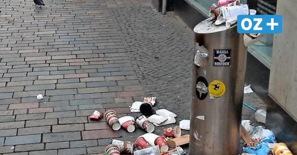 Rostocks Kröpi eine Müllkippe? CDU fordert Maßnahmen