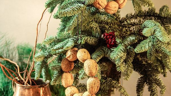 Weihnachtsbaumschmuck selber basteln: Drei einfache Bastelideen