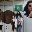 Cher greets 'world's loneliest elephant' upon arrival in Cambodia