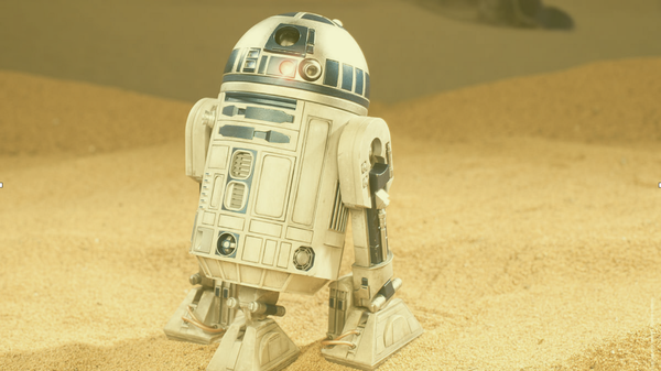 R2D2 as a model for AI collaboration