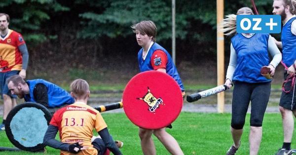 """Jugger"" in Rostock: Moderner Gladiatorenkampf mit Spaßfaktor"
