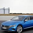 Den Volkswagen Arteon gibt es jetzt auch als Hybrid
