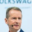Wie groß ist das Vertrauen von VW in Herbert Diess?