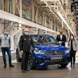 Wolfsburg: Produktion von Golf R und Tiguan R im VW-Werk gestartet