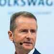 Diess, Pötsch und Weil: Sie gratulieren dem VW-Betriebsrat