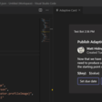 Save Adaptive Cards work using VS Code Extension | D365 Demystified