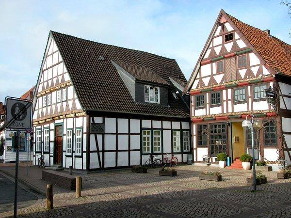 Das Brandende ist Burgdorfs ältestes Eckchen. Es heißt so, weil es bei einem Großbrand verschont blieb. (Foto: Joachim Dege)