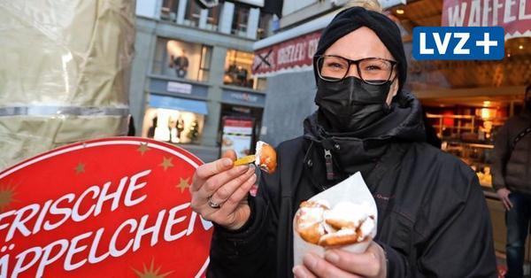 Weihnachtsfeeling zum Mitnehmen in Leipzig: Hier gibt es Kräppelchen und Glühwein