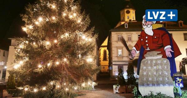 Traditionsreich: Auch in diesem Jahr locken die Türchen des Schmöllner Adventskalenders