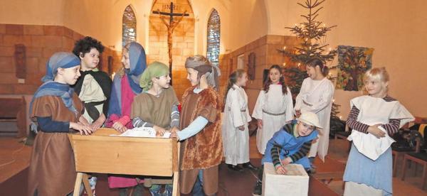 Krippenspiele online und Gottesdienste unterm Himmel - Feiertage & Feste - Leipziger Volkszeitung