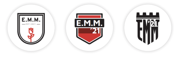 Leden kunnen stemmen op logo E.M.M.