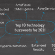 Top 10 IT & Technology Buzzwords You Won't Be Able To Avoid In 2021