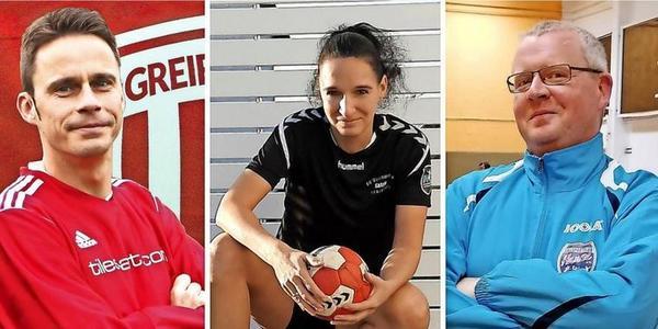 Diese Greifswalder Sportler wurden für ihr Engagement ausgezeichnet