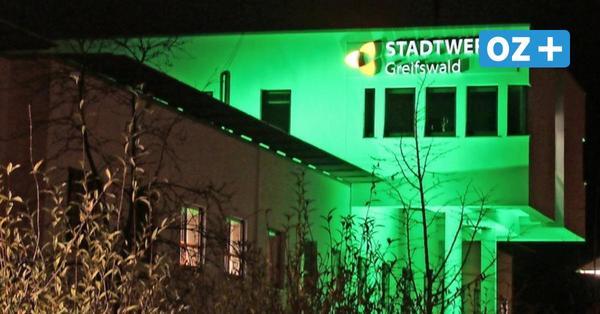 Greifswalder Stadtwerke setzen ab 2021 auf Ökostrom