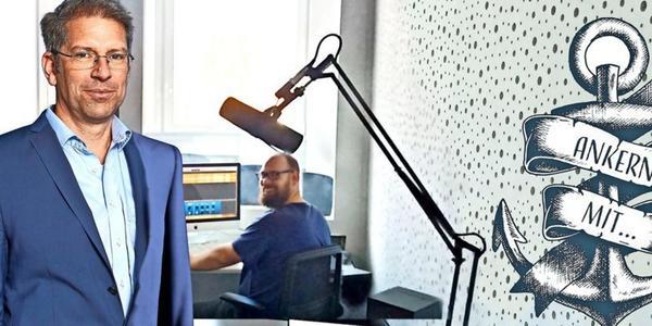"""Die OZ hat jetzt einen Podcast: Er heißt """"Ankern mit..."""""""