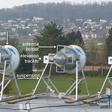Un «entonnoir» suisse au Tibet : un appareil du WSL vérifie les mesures des satellites - WSL