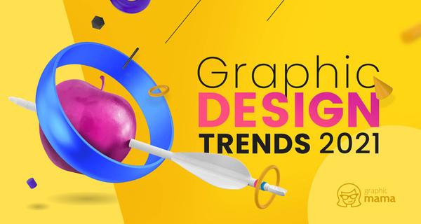 Top 12 Grafik Design Trends 2021