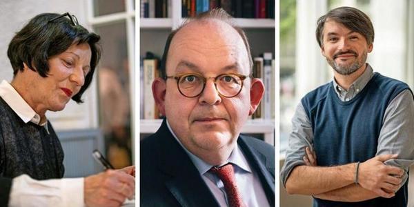 Heringsdorf begrüßt Nobelpreisträgerin Herta Müller und Bestseller-Autor Saša Stanišić