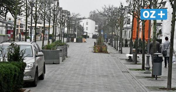 Umsatzeinbußen von 90Prozent im Einzelhandel auf Rügen