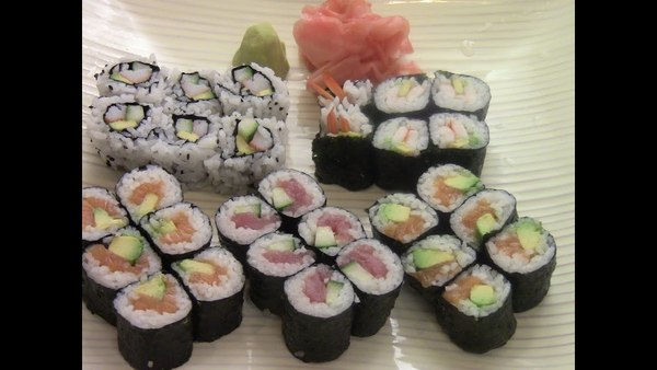 How to make delicious Sushi
