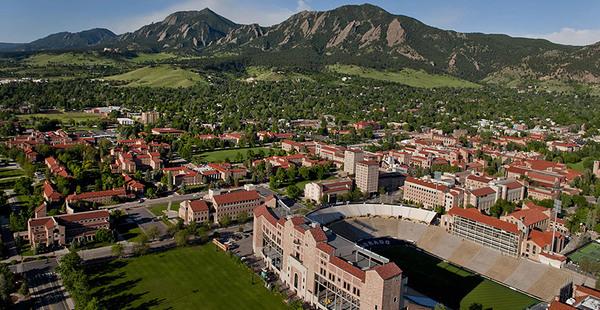 U. of Colorado at Boulder