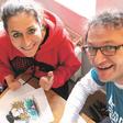 Frech und gesellschaftskritisch: VfL-Profi Anna Blässe zeichnet jetzt Comics