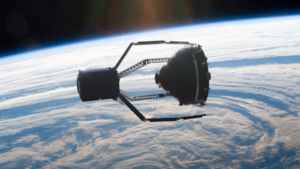 Europe plans space claw to capture orbiting junk
