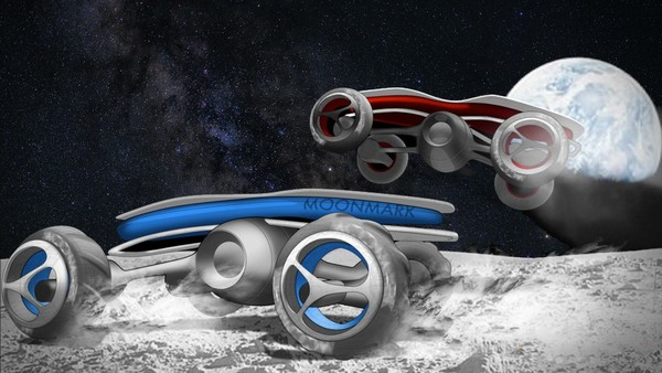 There will be a remote-control car race on the Moon in 2021. Seriously.