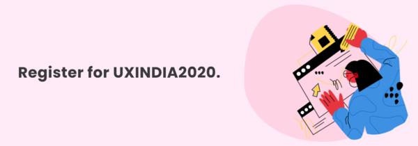 Buy UXINDIA 2020 Tickets #UXI20