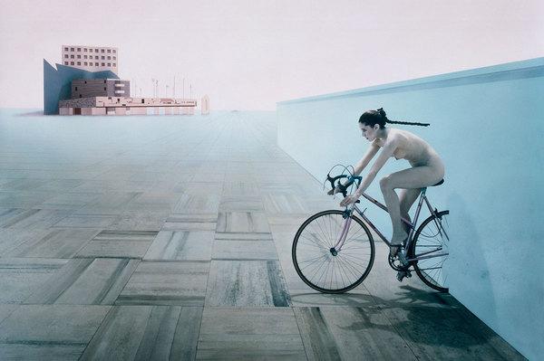 Traguardo Volante: Columbus e Cinelli tra arte e bicicletta