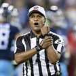 NFL's First All-Black Crew Officiated 'Monday Night Football' Game : NPR