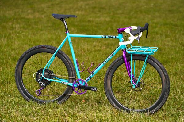 Not a Yeti: Gravel Jesus' Surly Midnight Special Pro Fro Tribute Bike