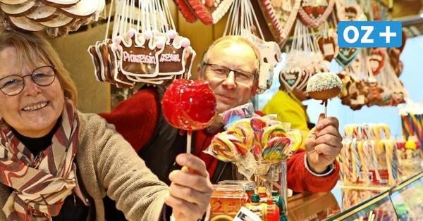 Rostocker Weihnachtsmarkt: Diese Händler liefern Ihnen Rummel-Leckereien nach Hause