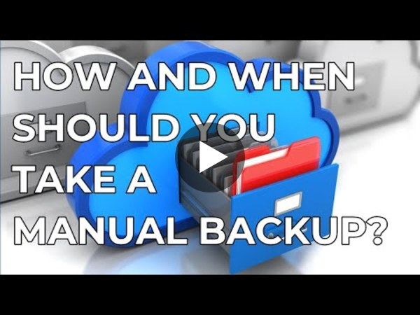 D365 2MT : How And When Should You Take A Power Platform Manual Backup