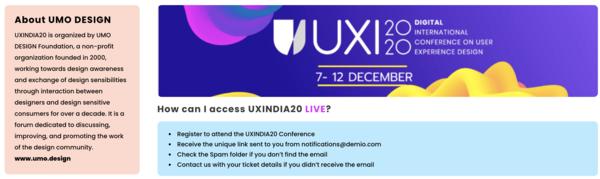 Helpdesk : UX INDIA