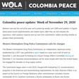 Colombia peace update: Week of November 29, 2020
